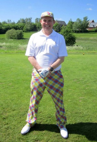 Simon Whale golf Reapit
