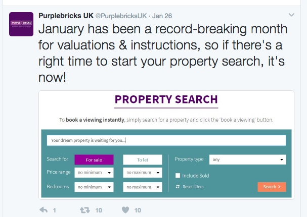 purplebricks tweet Screen Shot 2017-01-27 at 14.11.05