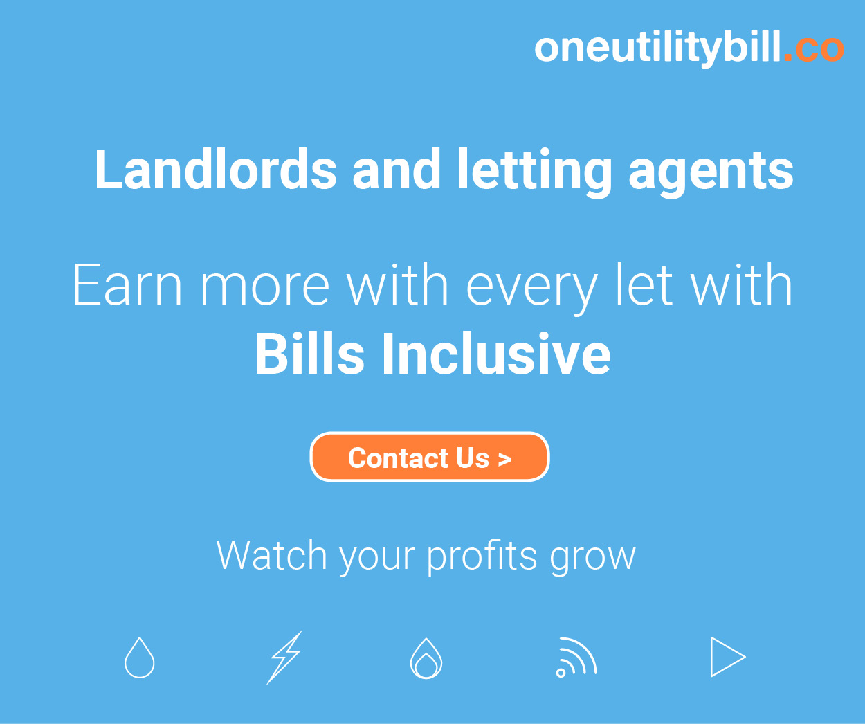 ONE UTILITY BILL NS