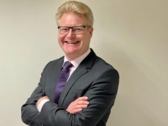 Nathan Emerson is CEO of estate and letting agent body Propertymark.