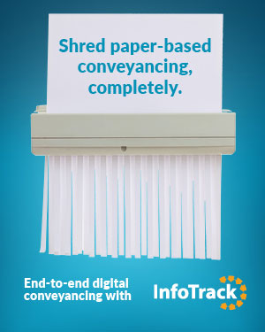 Infotrack to 15 May