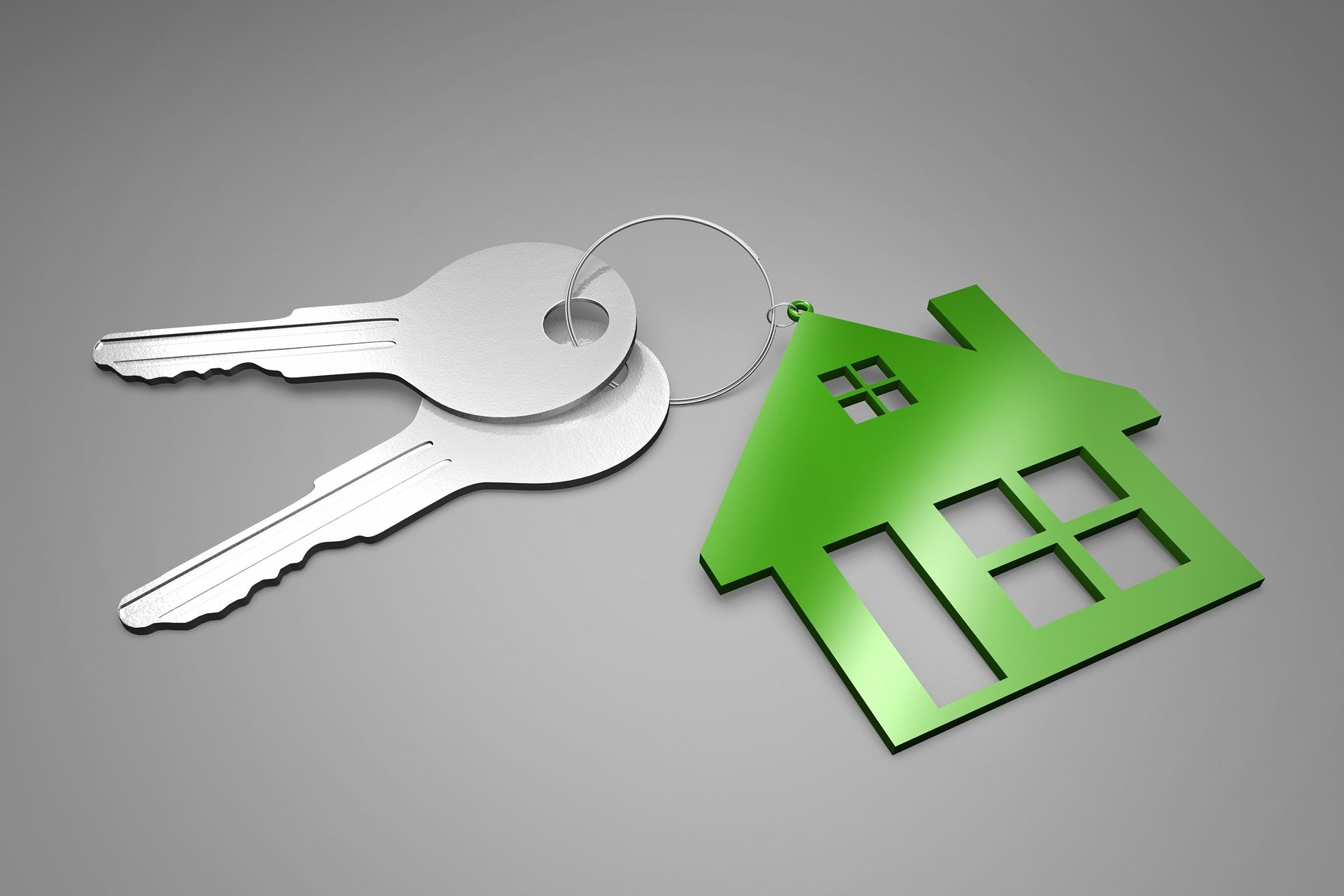 house keys for home ownership